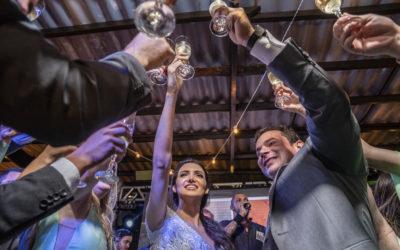 O que é o Welcome Drink e porque inseri-lo no seu casamento!