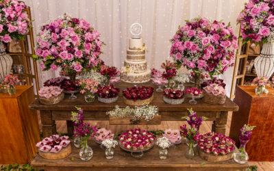 Decoração: Como criar o cenário perfeito para o seu casamento!