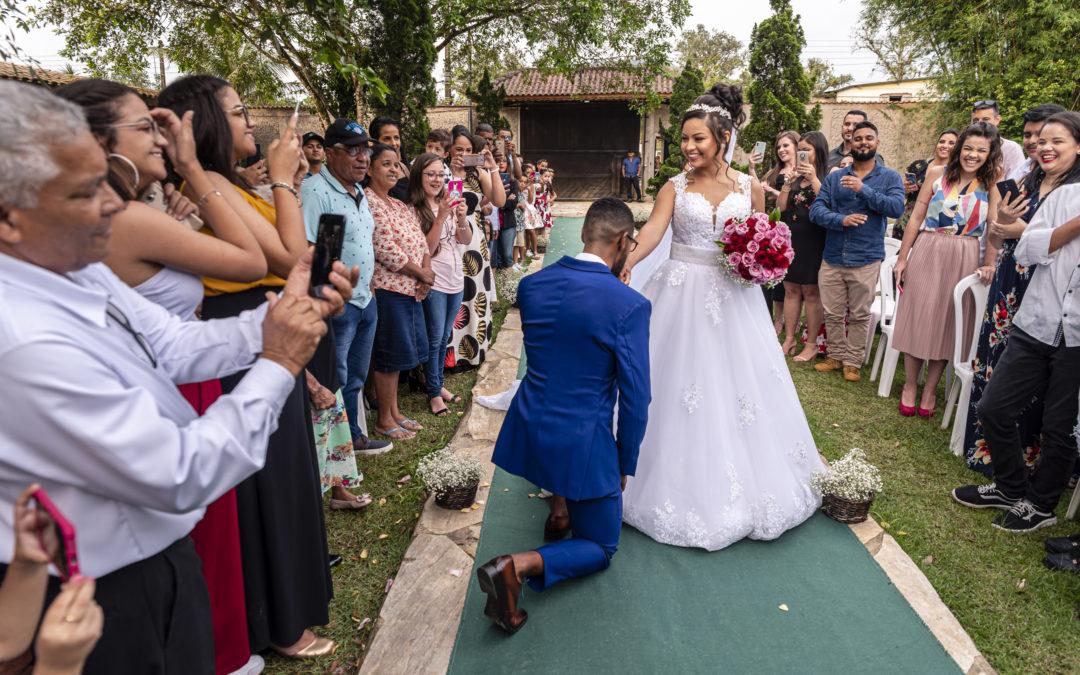 Planeje seu Casamento ao Ar Livre com estas dicas!